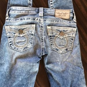 Big Star Liv skinny jeans